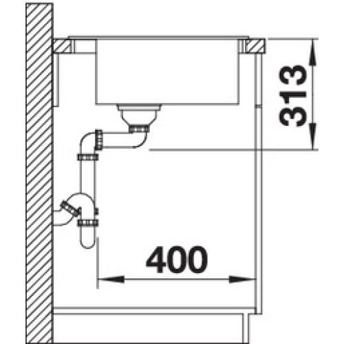 blanco flow xl 6 s if. Black Bedroom Furniture Sets. Home Design Ideas